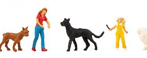 figurine Faller Association de sport canin