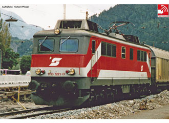 locomotive electrique PIKO  LOCOMOTIVE BR1110.5 SON OBB