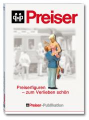 catalogue Preiser Manuel/ publication 128 pages